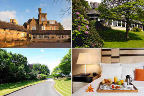 Norton Grange Hotel & Spa - £99 for a two night stay for two at the Mercure Manchester  including breakfast and wine on arrival -  Save 70%