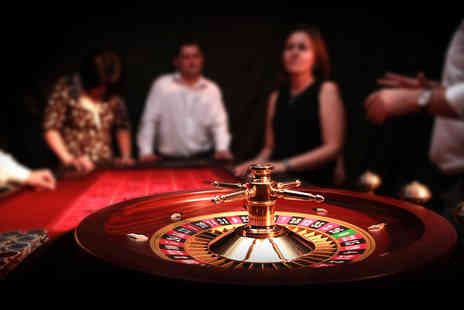 Les Riviera -  Three hour casino table hire package including croupier and bottle of Champagne  - Save 51%