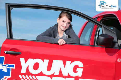Into The Blue - 30 Minute Young Driver Lesson - Save 0%