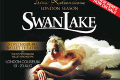 Ingresso - Swan Lake Tickets to St Petersburg Ballet Theatre - Save 0%