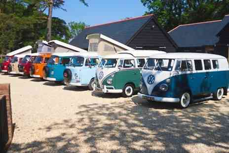 New Forest Safari Campers - Three or Four Night VW Camper Hire For Up to Four  - Save 0%