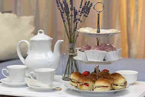 Rocke Cottage Tea Rooms - Savoury Cream Tea For Two  - Save 0%
