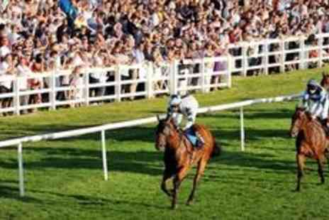 Lingfield Park Resort - Live music, racing and bottle of prosecco for two - Save 0%