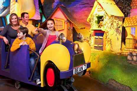 Plough and Harrow Hotel - Family pass for Cadbury World and One night in a hotel with breakfast included - Save 43%