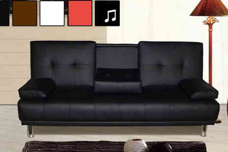 Sleep Design - Manhattan Sofa Bed - Save 52%