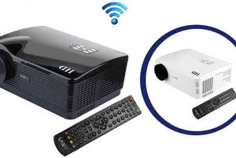 Euro Field - 3000 Lumens Large Projector - Save 43%