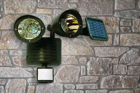 Cost Mad -   LED motion sensor security light - Save 50%