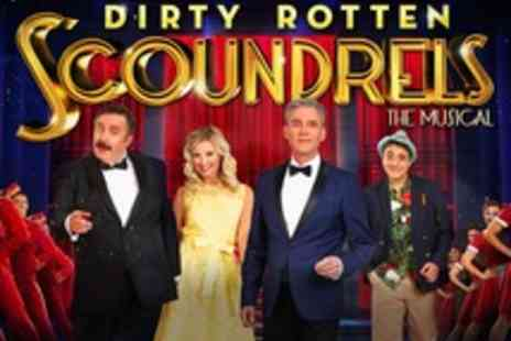 Wales Millennium Centre - Tickets to Dirty Rotten Scoundrels  - Save 38%