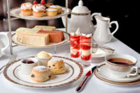 Flemings Mayfair - Traditional or Chocolate Afternoon Tea for Two in Mayfair - Save 45%
