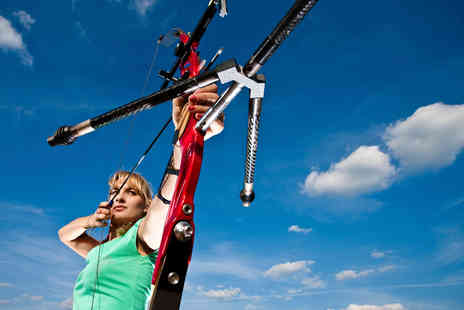 GTS Adventure - Archery, Air Rifles and Cross Bow Experience - Save 58%
