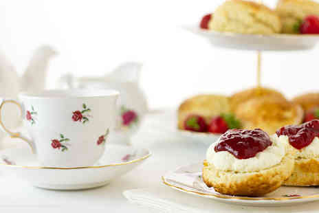 Hilton Newbury North Hotel - Sparkling Afternoon Tea for Two - Save 47%