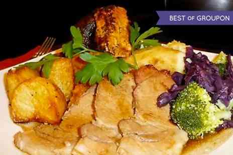 The Pied Bull - Two Course Sunday Lunch For Two - Save 0%