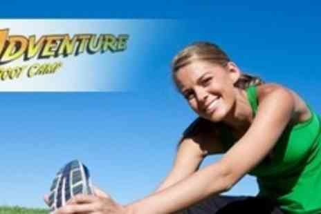 Adventure Boot Camp - 20 Boot Camp Sessions - Save 84%