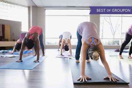 Maghull Health Studios - Eight Hot Yoga Sessions - Save 0%