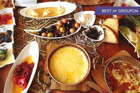 Reina Turkish Restaurant - Turkish Meal With Wine For Two - Save 57%