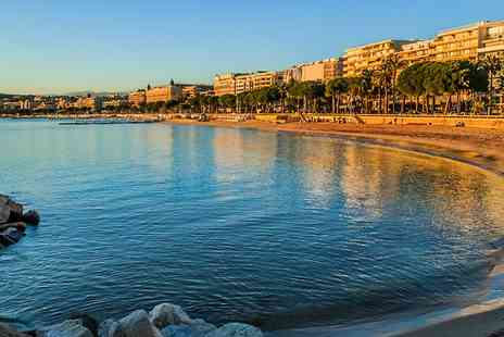 Best Western Cannes Riviera - One, Two or Three Night Stay with breakfast and champagne - Save 43%