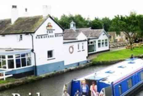 The Pride Of Sefton - Two Hour Narrowboat Cruise For Up to 12 With Refreshments - Save 51%
