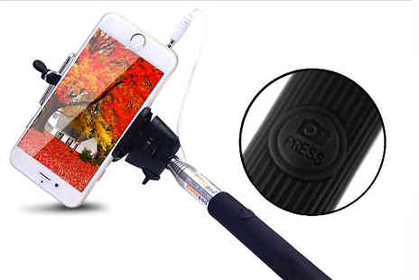 Fashion Sparkles 4 U - Two Selfie Sticks - Save 48%