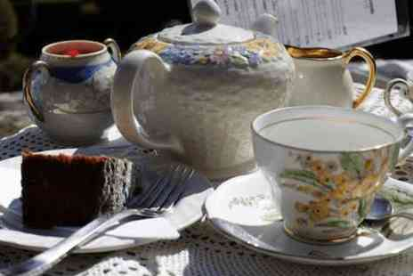 Wyndcliffe Court - Afternoon tea for two with entry to Wyndcliffe Court Sculpture Gardens - Save 0%