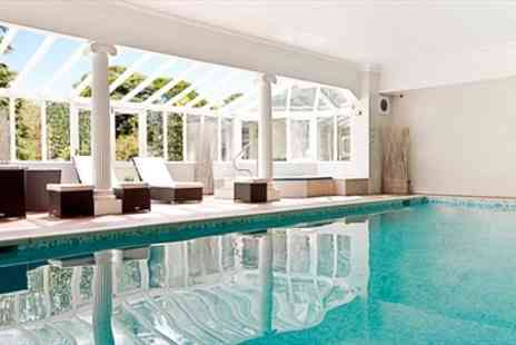 The Wordsworth Hotel - Spa Day with Treatment, Afternoon Tea - Save 58%