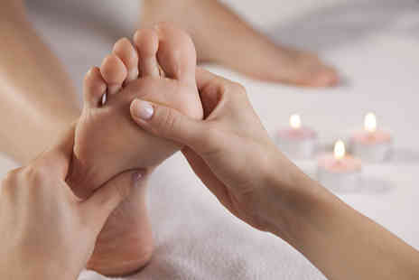 Your Relaxing Times -  40 minute reflexology session  - Save 44%