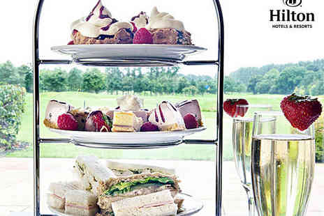 Kinahans Bar Brasserie - Afternoon Tea for Two with Glass of Prosecco Each - Save 0%