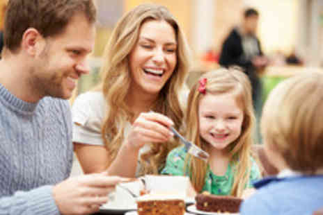 Wyevale Garden Centres -  Family Lunch for one adult and one child - Save 41%
