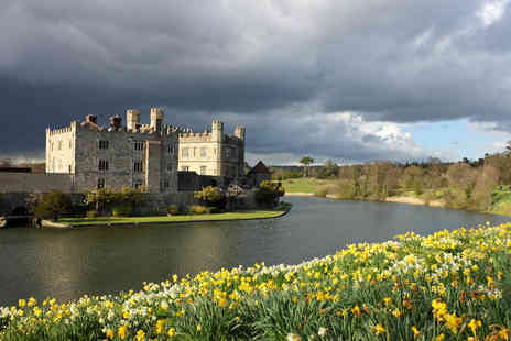 Luxury Travels and Tours - Luxurious Coach Tour to Leeds Castle, Canterbury Cathedral and Dover - Save 59%