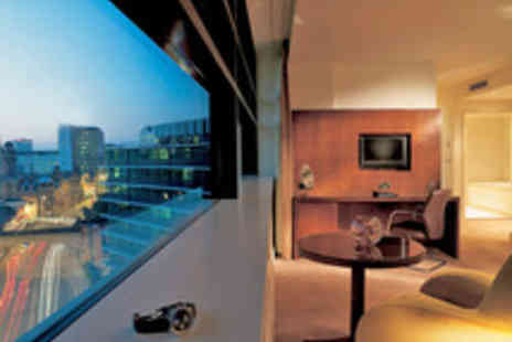 Macdonald Manchester Hotel -  One night stay in an upgraded Executive King room for two  - Save 40%
