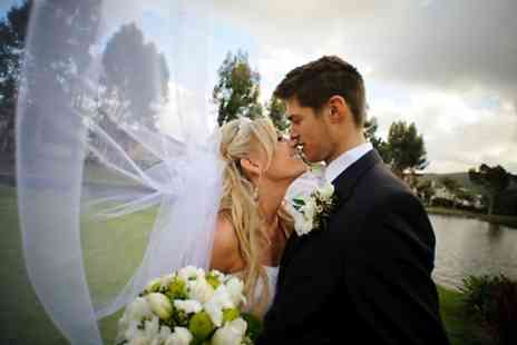 Paul Walker Photography - Wedding Photography Package  - Save 67%