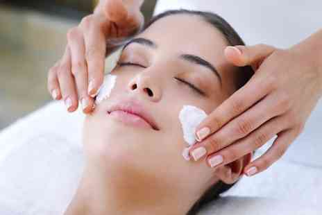Meridian Beauty - 30 Minute Massage With Facial  and Express Manicure - Save 0%