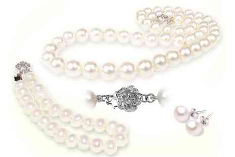 AthenaFashion E Store - Freshwater Pearl Set - Save 82%