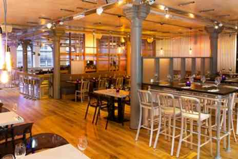 Urban Cookhouse - £50 to Spend on Food - Save 50%