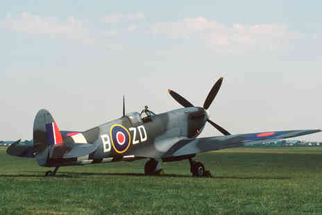 Lincolnshire Aviation Heritage Centre - Adult and child ticket to the East Kirkby Air Show on 1st August 2015  - Save 29%