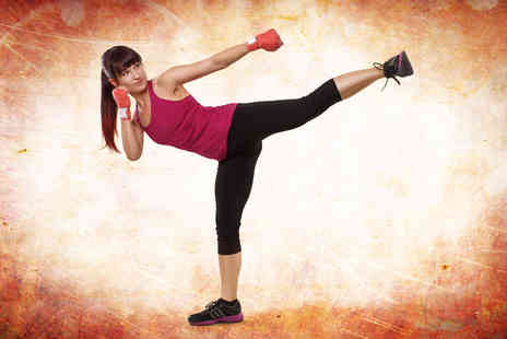 Derbyshire Kickboxing - Ten passes to adult or junior kickboxing sessions  - Save 83%
