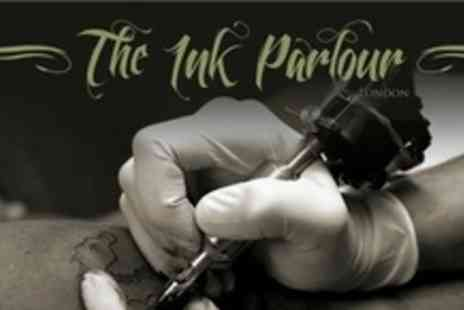 The Ink Parlour - Tattoo Consultation, Design and 45 Minutes of Ink Time - Save 60%