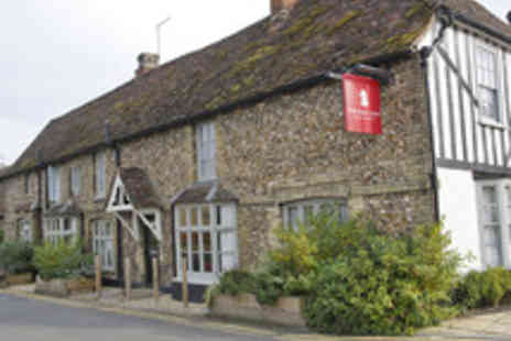 The Red Lion - Timeless Cambridgeshire Inn Gourmet Break - Save 51%