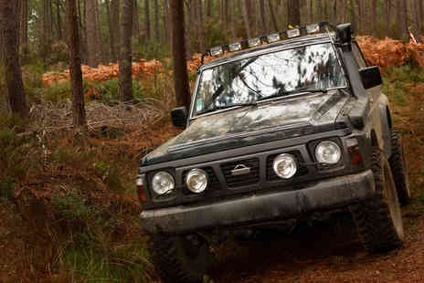 Off Limits - 4x4 Driving Experience for Two  - Save 51%