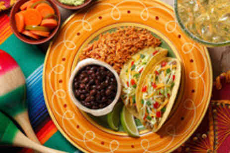 Sombrero Mexican Restaurant - Tantalising Two Course Mexican Grill Meal with Beer for Two - Save 51%