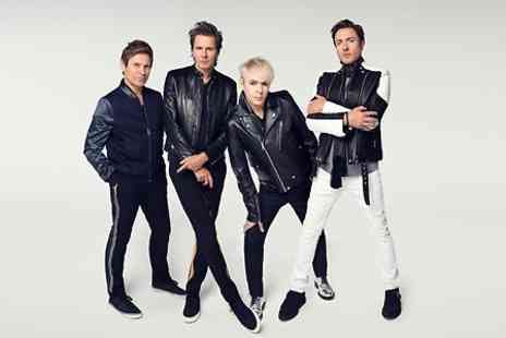 Robomagic Live - Two Tickets To Duran Duran  - Save 0%