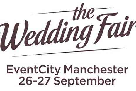 North West Wedding Fair - Standard Ticket to North West Wedding Fair - Save 44%