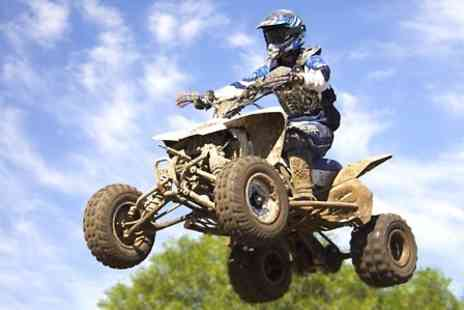 Pathan Park - Quad Biking Child or Adult and Child  Session   - Save 0%