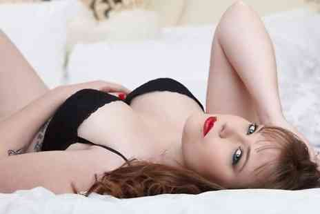 Matt Staples Photography  - Boudoir Makeover Photoshoot With Prints   - Save 86%