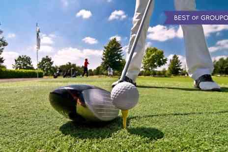 Stourbridge Golf Club -  Two PGA Lessons For One  - Save 0%