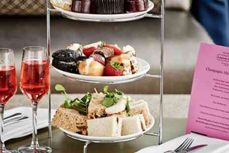Hotel Indigo Birmingham -  Champagne Afternoon Tea for 2 with City Views  - Save 42%