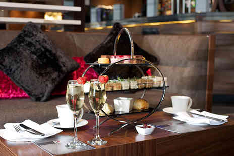 DoubleTree by Hilton Victoria - Traditional Afternoon Tea for Two  - Save 41%