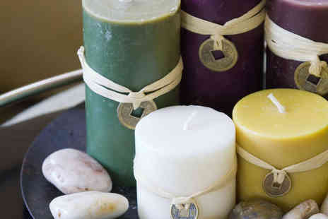 Elliott's Candle Company - Candle Making Workshop - Save 50%