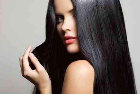 Polonia Hair & Beauty - Brazilian Blow Dry Plus Cut - Save 41%