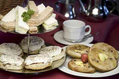 Chilton Country Pub and Hotel - Sparkling Afternoon Tea For Two - Save 0%