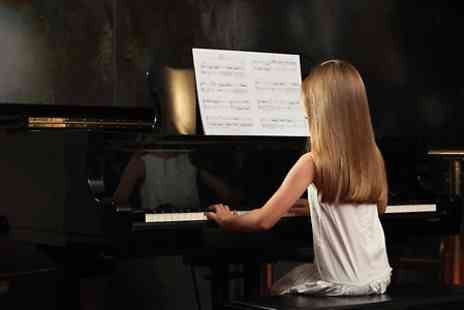 Trebleclef - Five Music Classes For One   - Save 0%